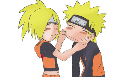 Naruto and Naren Clear