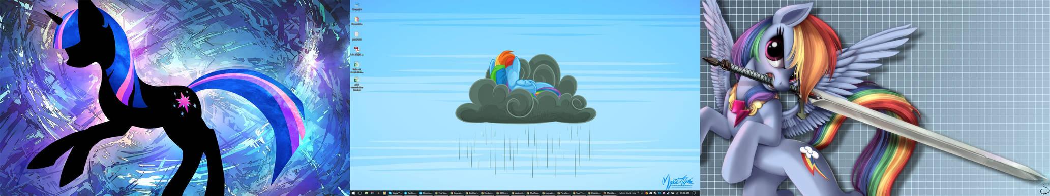 Ponies Desktop