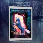 Premade fantasy book cover: Unbound