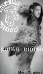 Rough Riding Poster by MysticScripture