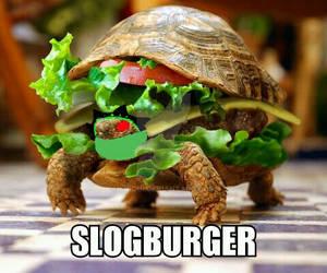 Slogburger by Eniqui