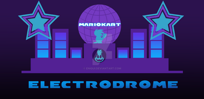 Electrodrome by kirolover28