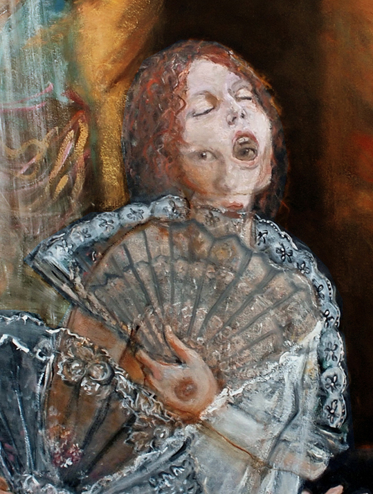 detail from 'The Misplaced Tenor' by langosy