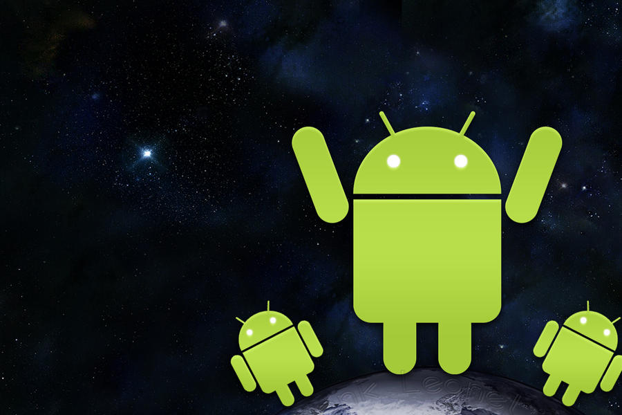 Android Wallpaper 02 by Blank-Leoneli