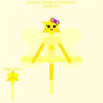 JSAB OC: Octarina (Stellated Octahedron)