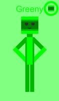 JSAB Greeny FanArt (DeeFanatic600)