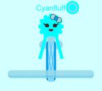 JSAB+PA Cyanfluff FanArt