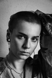Self-portrait - Androgyne