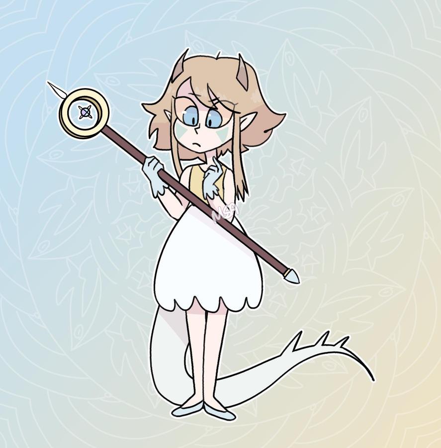 Novas wand? by MSA7211