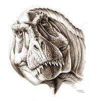 tyrannosaurus by Gonzalezaurus