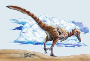 unenlagia by Gonzalezaurus