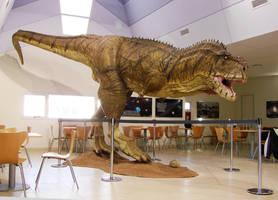 abelisaurus malargue by Gonzalezaurus
