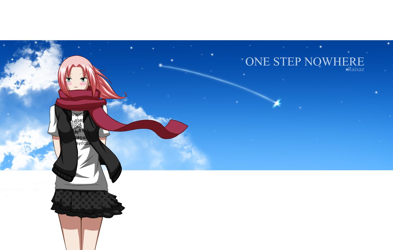 One Step Nowhere by Raixaz