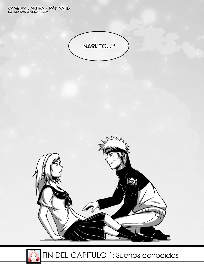 Cambiar Sakura - CH1 Pagina 18 by Raixaz