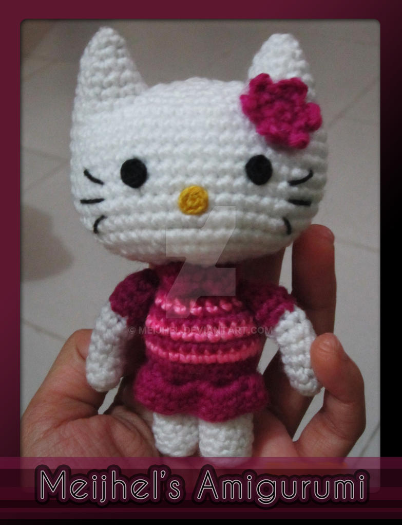 Amigurumi - Hello Kitty by meijhel on DeviantArt