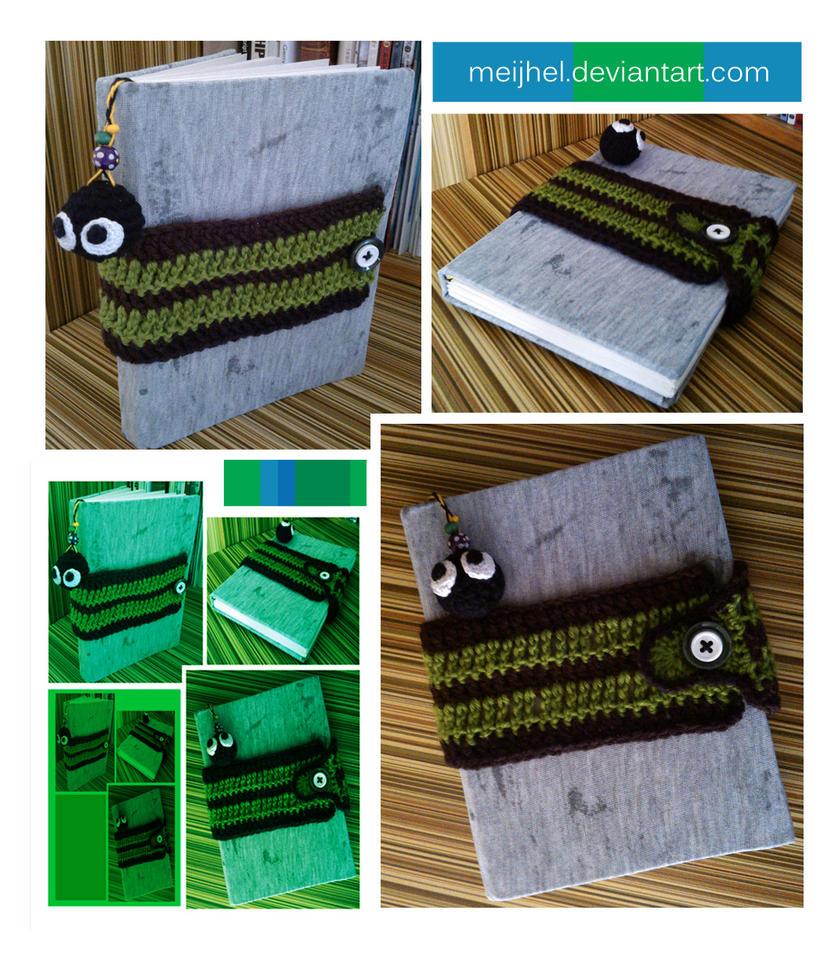 Diy Sketchbook Cover : Diy sketchbook by meijhel on deviantart