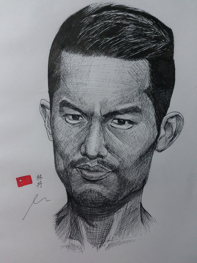 Lin Dan by monda123 on DeviantArt