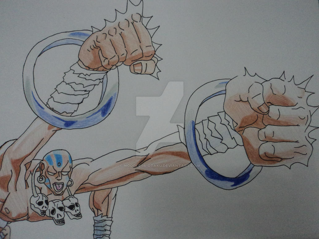 Dhalsim by Noodle-Is-Otaku