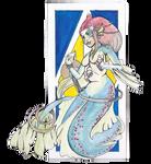 Mermaid by OldDoodler