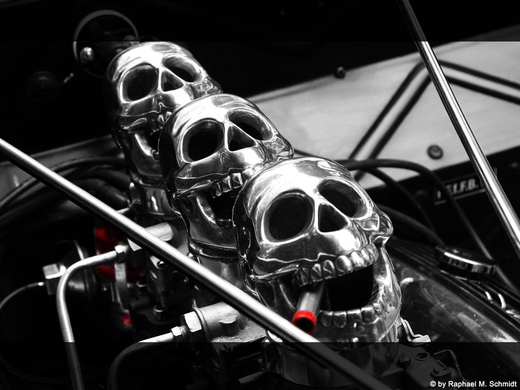 Skull engine by viiir on deviantart skull engine by viiir voltagebd Images