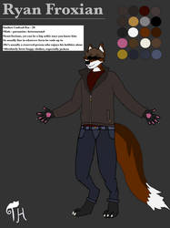 Ryan Froxian Ref Sheet (Updated) by Thailongz