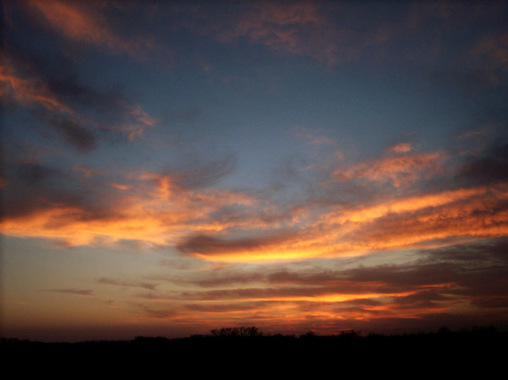 Sunset Stock III by MGB-Stock