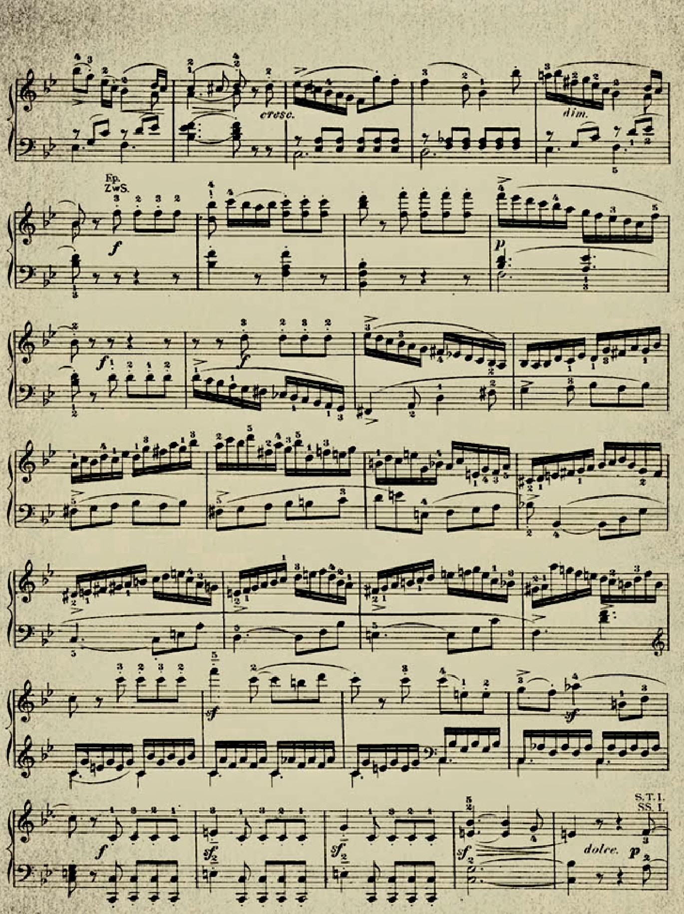 Vintage Texture III: Music