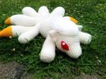 Rori the Crochet Ninetales