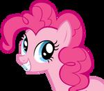 Smiling Pinkie Pie