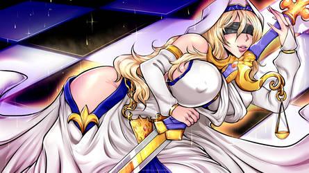 Sword Maiden - FAN ART