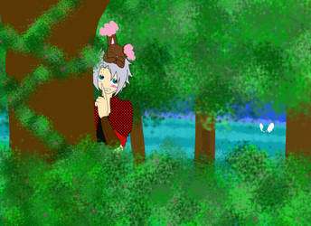 Pokemonsen April Event:Hide and Seek with Buneary! by SkyeBlitz