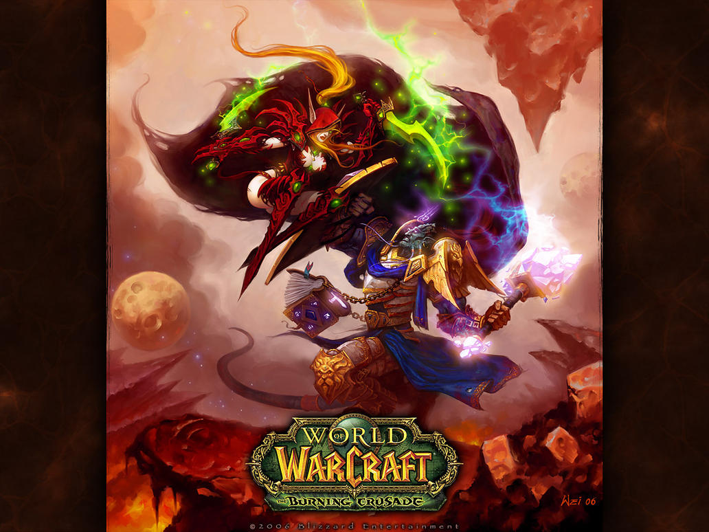World of warcraft screen manipulations porn pic