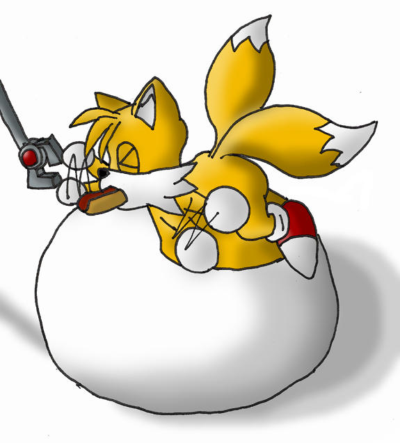 Tails Stuffed By ChineseFox On DeviantArt