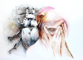 Do Speak Your Phobias by AirelavArt