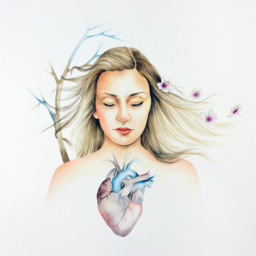 Amie (Please Just Listen) by AirelavArt