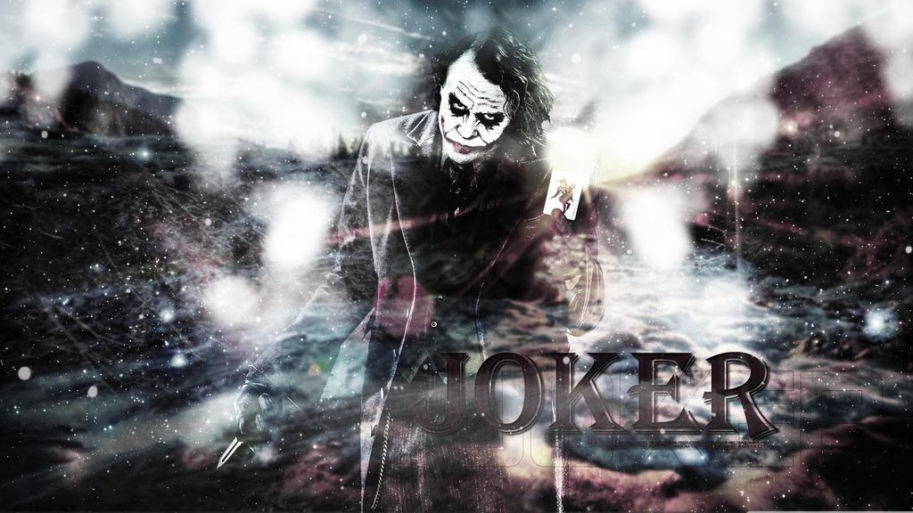 Joker Wallpaper By Peterehab On DeviantArt