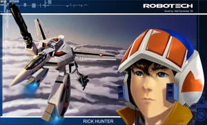 robotech fanart