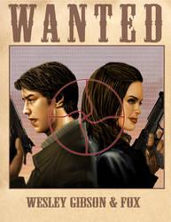 Wanted movie fanart by dylanliwanag