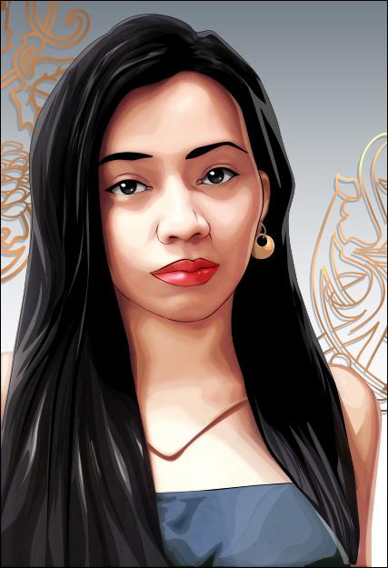 Portrait 5 by dylanliwanag