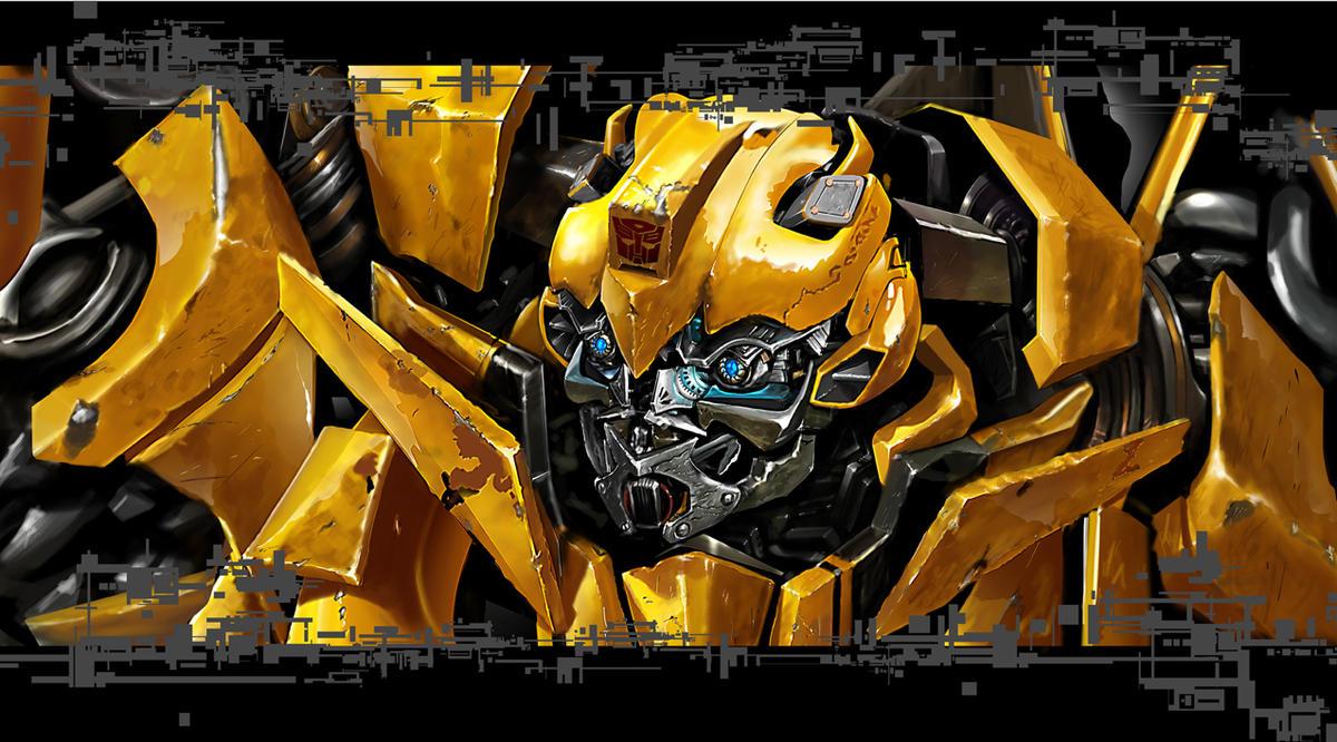 Bumblebee ROTF by dylanliwanag