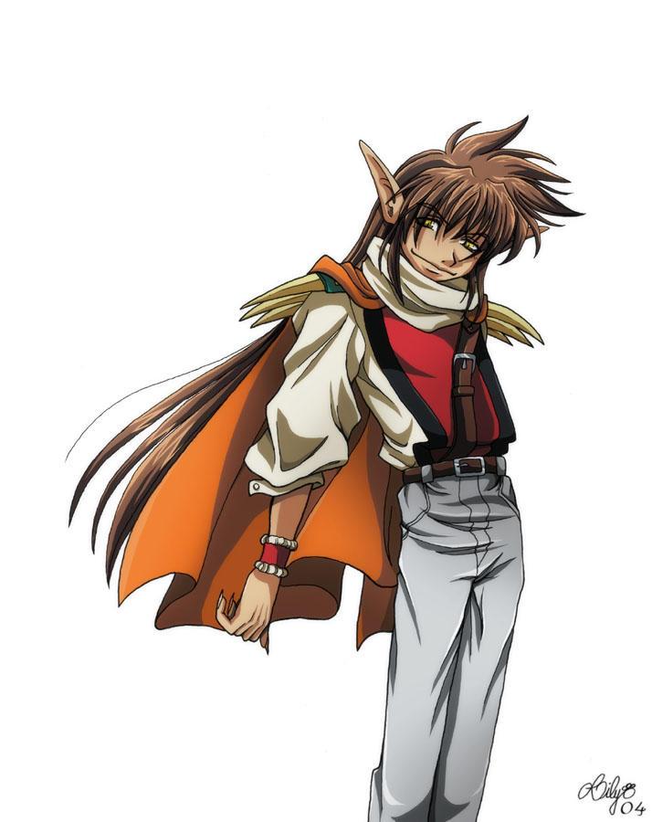 My Charrie: Raiden Itan_Son_Goku