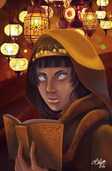 Arabian Lanterns by lily-kat