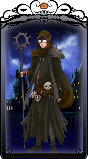 ILGB: Halloween outfit
