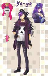 Wanted: Yo-yo by lily-kat