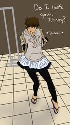Skirt by FoxyFoxbear86