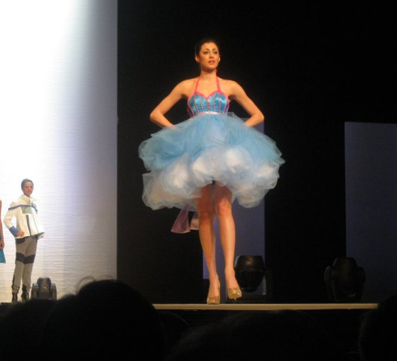 Cotton candy dress by thewalruswaspaul on deviantart Fashion design schools in philadelphia