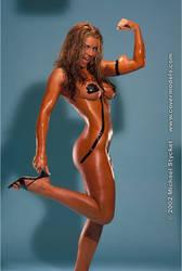 Fitness model morph by chipperpip