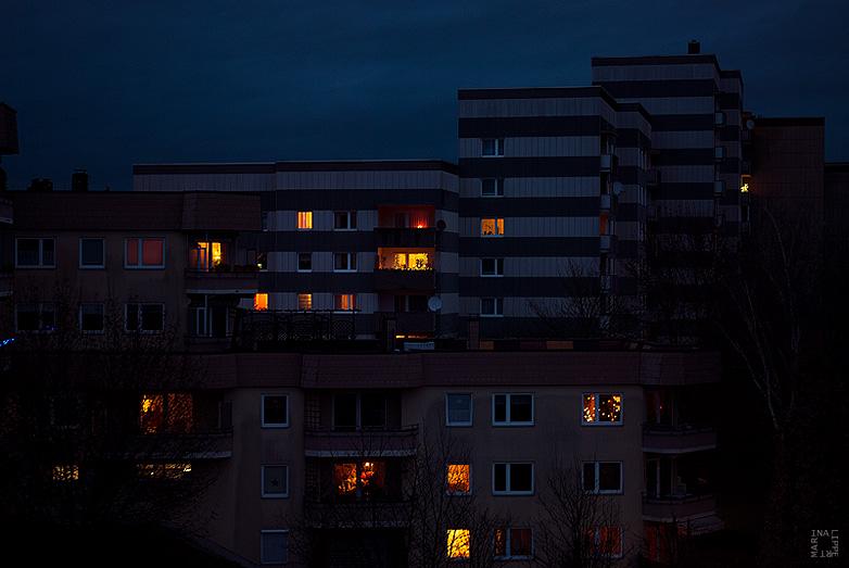 isoliert triste wintertage by lichtfaengerin
