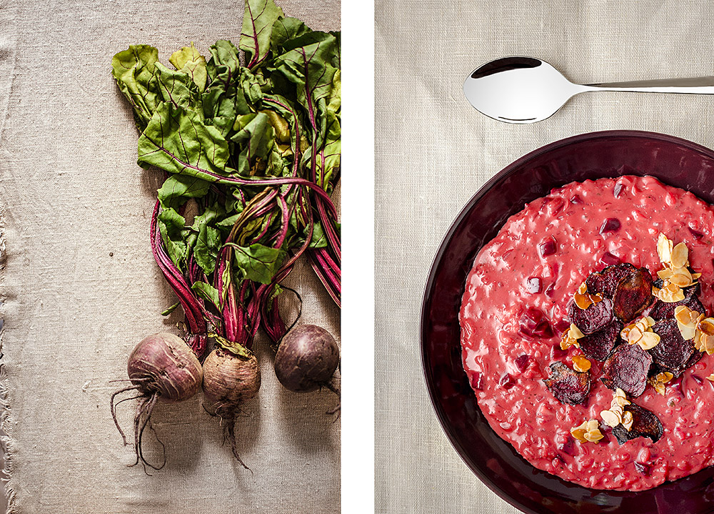 Rote Bete Risotto by lichtfaengerin