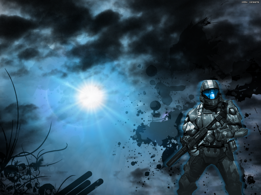 halo odst wallpaper. Halo ODST Wallpaper by